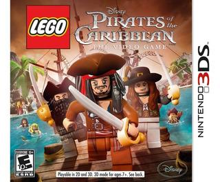 Lego Pirates Of The Caribbean - 3ds - Fisico - Megagames