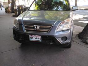 Honda Cr-v 2.4 Exl 156hp Mt 2005