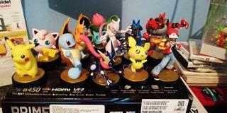 Coleccion Amiibos Pokemon