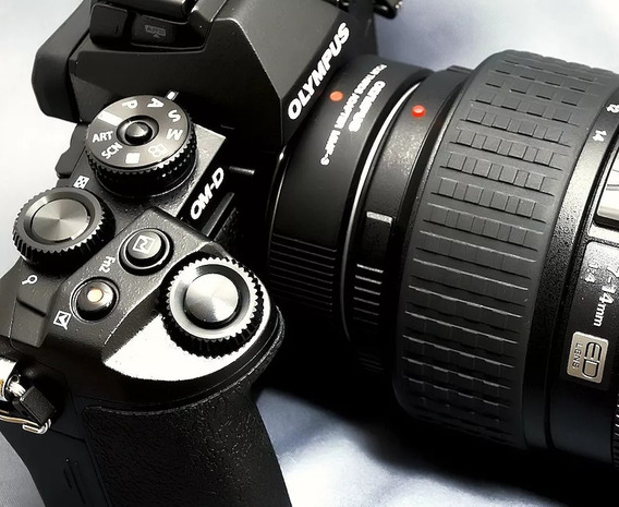 Lente Olympus Digital Zuiko Ed-pro7-14mm Por Favor Leia Tudo