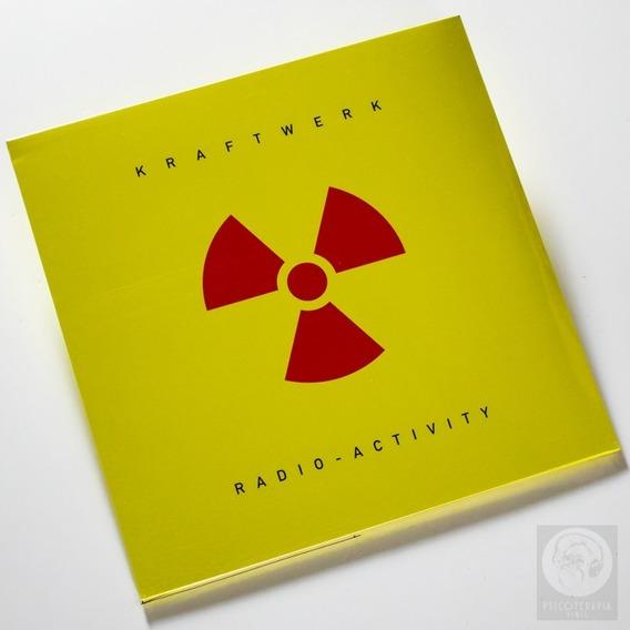 Vinil Lp Kraftwerk Radio Activity 180g Remast. Lacrado
