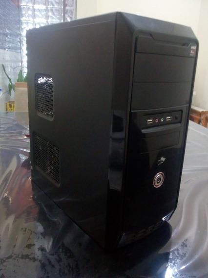 Computador Amd A10 4gb Ram (não Dá Vídeo)