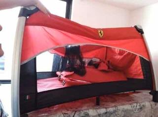 Corral Para Bebés Ferrari