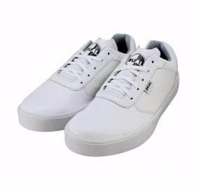 Tênis Dual Footwear Modelo: Unico - Branco