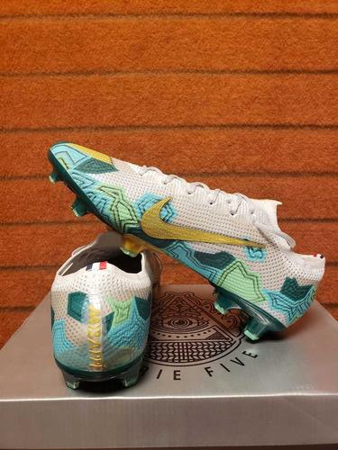 Chuteras Nike Mercurial Vapor Xiii Mbappé