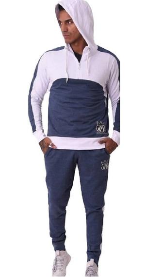 Conjunto Hombre Buzo Y Pantalon Chupin Ultima Moda!!!