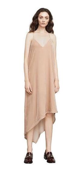 Vestido Velvet Asimetric