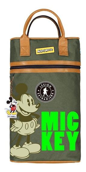 Mochila Matera Mickey Legion Extranjera
