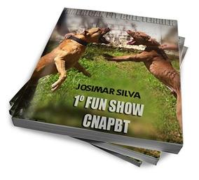 Livro Sobre O 1º Funshow Cnapbt-adba Brasil