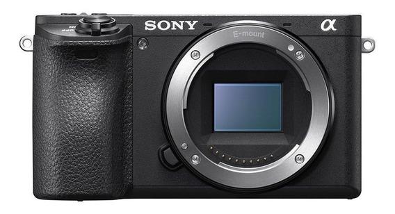 Câmera Sony Alpha A6500 Somente Corpo Mirrorless