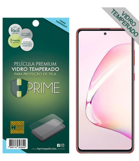 Película Vidro Premium Hprime Samsung Galaxy Note 10 Lite
