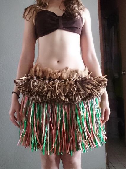 Disfraz Hawaiiano Mujer
