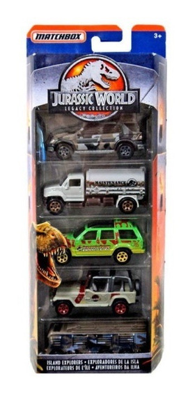 Carritos Originales Matchbox Pack De 5