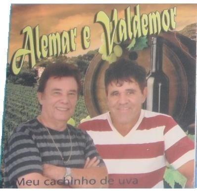 Cd Alemar E Valdemor - Volume 2