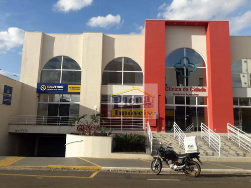 Salão Para Alugar, 115 M² - Centro - Sumaré/sp - Sl0026