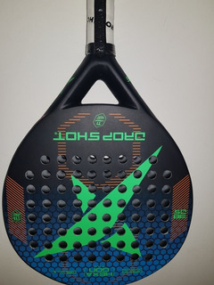 Paleta Padel Drop Shot Hexagon Pro