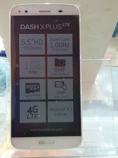 Blu Dash Plus Lte