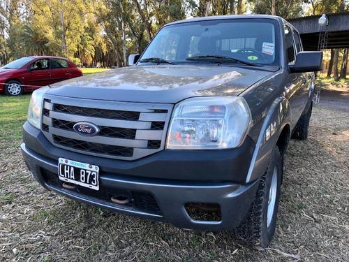 Imagen 1 de 5 de Ford Ranger Dc 4x4 Xl Plus 2012
