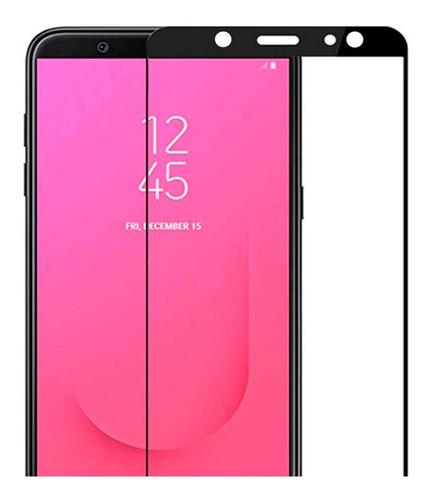Vidrio Templado 5d Full Glue Samsung Galaxy J8 - J6