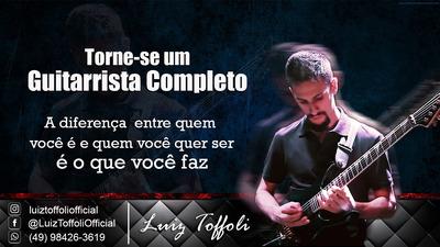 Luiz Toffoli - Curso De Guitarra