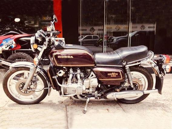 Honda Goldwing 1000 Gl Otros Modelos Touring