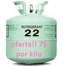 Gas Refrigerante R22 Por Kilo