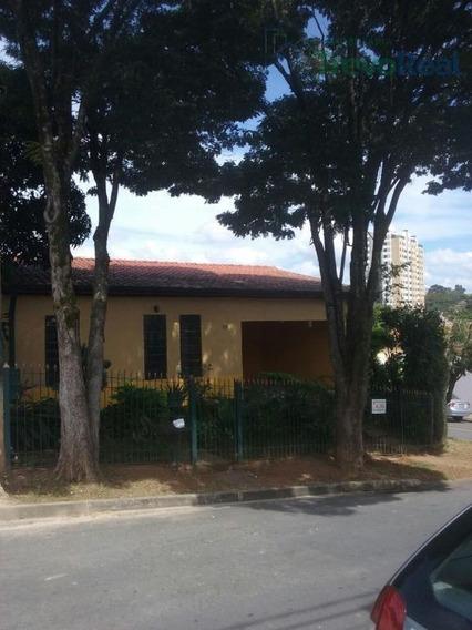 Casa Residencial À Venda, Jardim Das Figueiras, Valinhos. - Ca1066