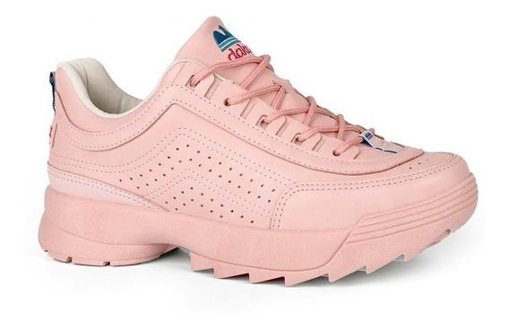 Tênis Sneaker Tratorado Dakota G0981