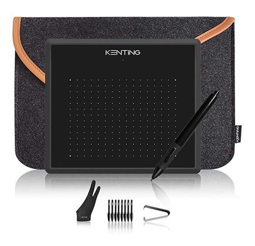 Tableta Grafica Digitalizadora Kenting K5540 Kit Usb Estuche