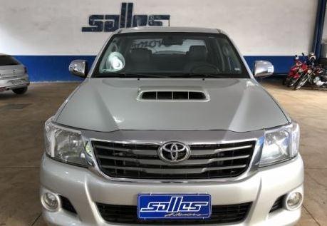 Toyota Hilux 3.0 Sr Cab. Dupla 4x4 4p 163hp