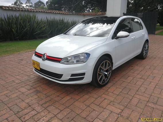 Volkswagen Golf 1.4turbo Mt