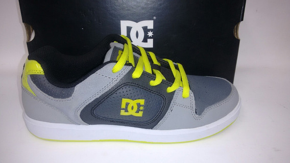 Tênis Dc - Union (black/gray)
