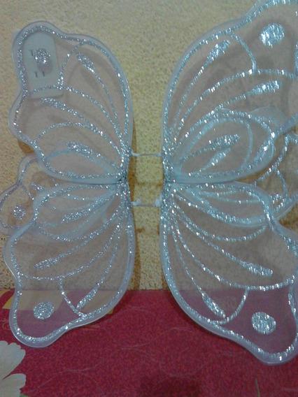 Paquete De 20 Alas De Mariposa Niña Fiesta Presentación