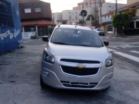 Chevrolet Spin 1.8 Advantage 8v Flex 4p Automático 2018
