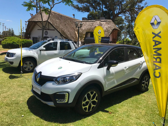 Renault Grand Captur 0 Km Desde Usd 25.990