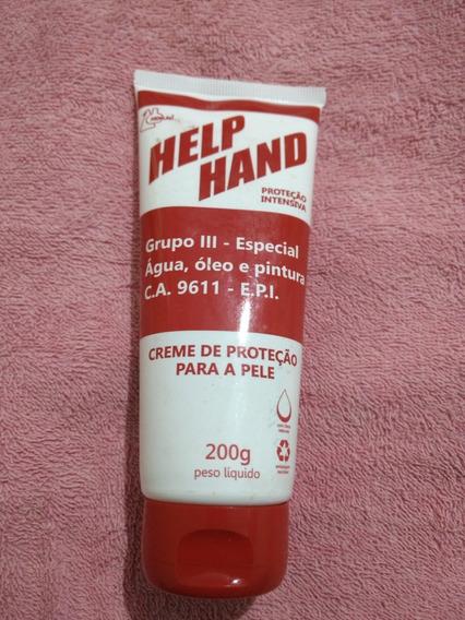 3 Und/creme De Proteção P/mãos Help Hand 3 200g