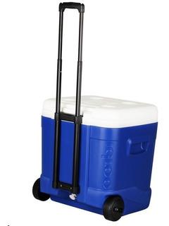 Caixa Térmica Cooler Com Rodinhas - 90 Latas -
