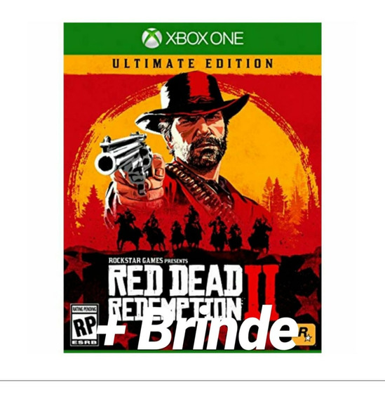 Red Dead Redemption 2 Ultimate Xbox One Digital + 1 Jogo