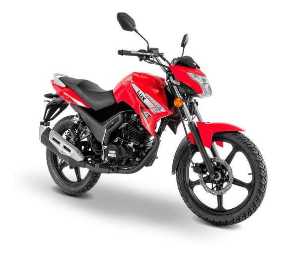 Motocicleta Torino Motors Lux 200 Rojo