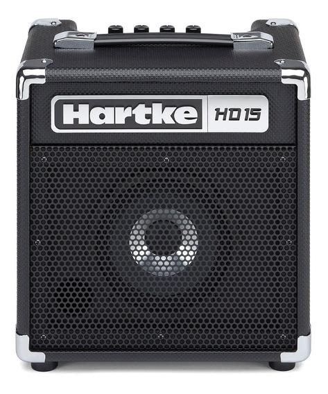 Hartke Hd15 Amplificador Para Bajo 15w Hd 15 Combo