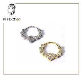 Piercing Argola India Orelha Helix Daith E Septo
