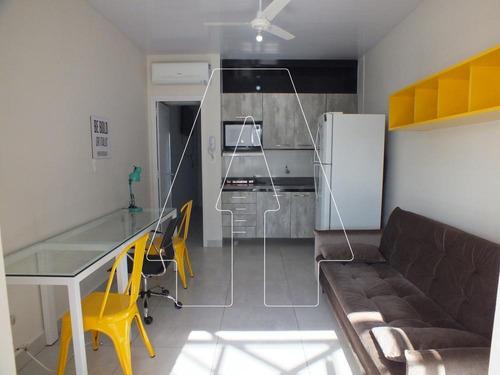 Imagem 1 de 10 de Flat - Apart Hotel - Ref: L82802