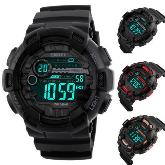 Relógio Skmei Digital Barato Masculino Esportivo Original