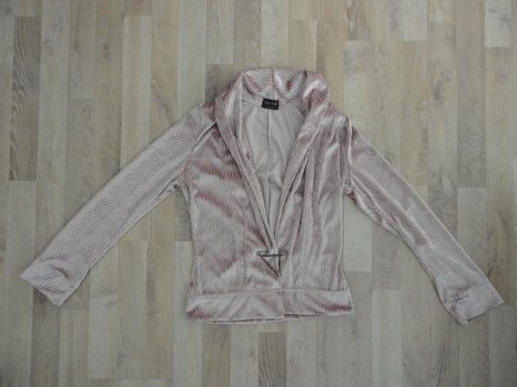 Saco / Blazer De Pana Rosa Zeina