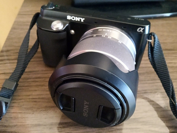 Câmera Sony Nex-f3