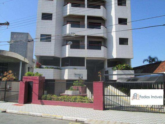Apartamento Com 1 Dorm, Vera Cruz, Mongaguá - R$ 223 Mil, Cod: 308 - V308