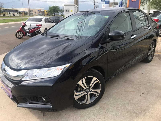 Honda - City Ex Cvt 2015