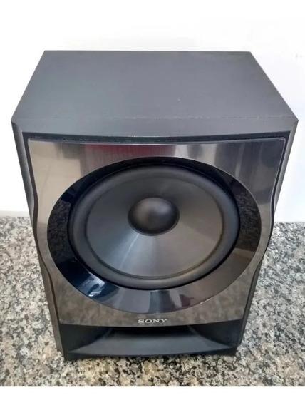 Subwoofer Ativo(amplificado) Sony Muteki 10 Polegadas