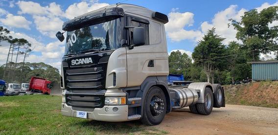 Scania G420 6x2 09/10