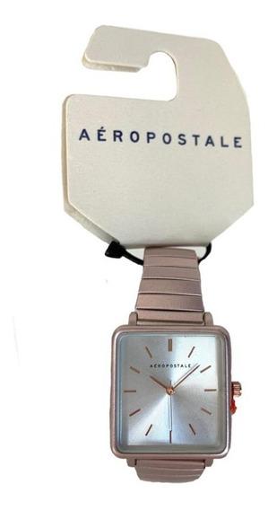 Relógio Aeropostale Quadrado Original Analógico
